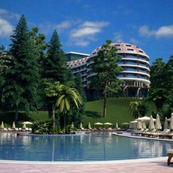 The Antalya 4-Day Halal Holiday