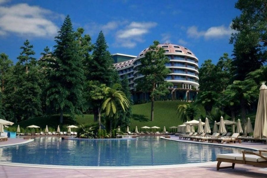 The Antalya 4-Day Halal Holiday