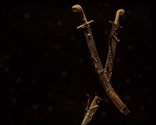 Sword Training
